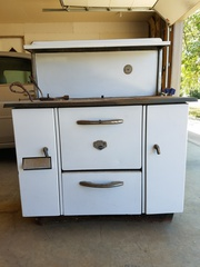 Monarch stove for sale