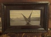 Antique Oil Painting,   MID7WW239 ,  Brael Zahrtmann ,  1909