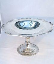 Vintage Sterling Silver Bowl - MID9WW218  -Autograph Romy Schneider  -